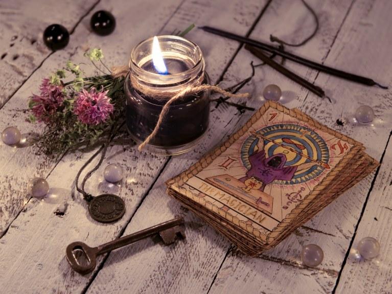 Vudú y amor, magia efectiva para parejas
